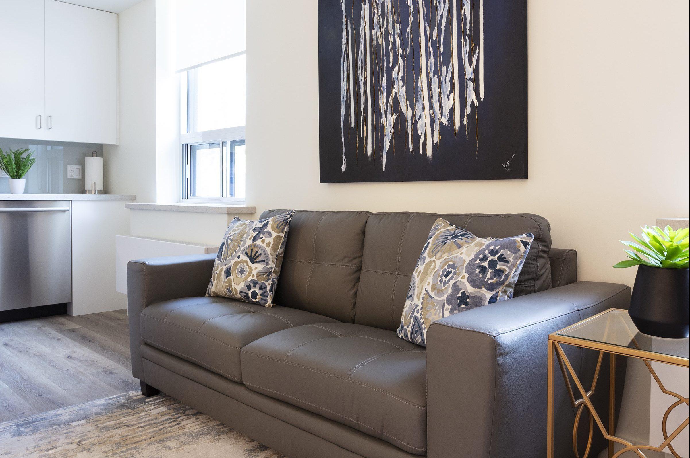 The Sassafras Living Room